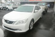 2012 Toyota Aurion GSV50R Touring White 6 Speed Sports Automatic Sedan Portsmith Cairns City Preview