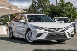 2018 Toyota Camry ASV70R Ascent Sport White 6 Speed Sports Automatic Sedan Noosaville Noosa Area Preview