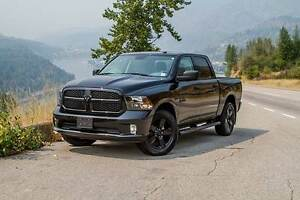 2017 RAM 1500 Black Appearance