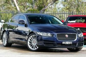 2015 Jaguar XE X760 MY16 25t Prestige Blue 8 Speed Sports Automatic Sedan Gateshead Lake Macquarie Area Preview