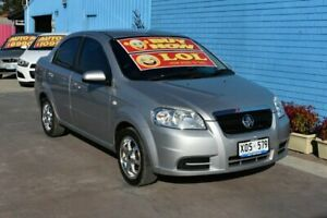 2007 Holden Barina TK MY07 4 Speed Automatic Sedan Enfield Port Adelaide Area Preview