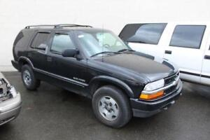 1999 Chevrolet Blazer Other