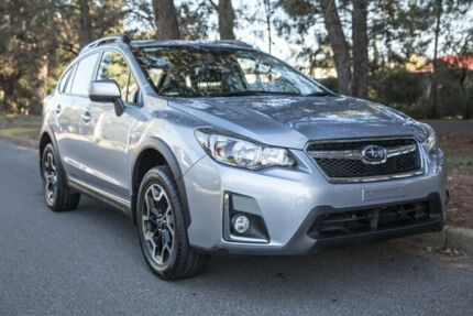 2016 Subaru XV G4X MY16 2.0i Lineartronic AWD Silver 6 Speed Constant Variable Wagon Old Reynella Morphett Vale Area Preview