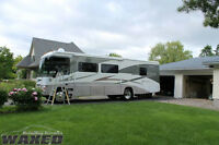 Ottawa's Most Professional Detailing Services - Boats & RV's too