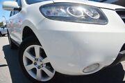 2009 Hyundai Santa Fe CM MY09 Elite White 5 Speed Sports Automatic Wagon Willagee Melville Area Preview