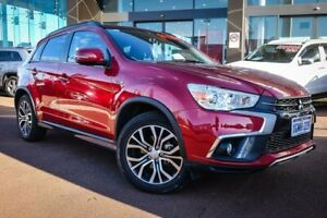 2018 Mitsubishi ASX XC MY18 LS 2WD Red 6 Speed Constant Variable Wagon Maddington Gosnells Area Preview