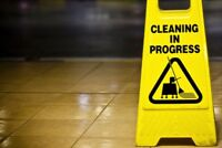 Move in and move out cleaning available