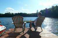 Cottage Rental in Huntsville/Lake of Bays - Rebecca Lake