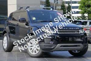 2018 Land Rover Range Rover Evoque L538 MY19 TD4 110kW SE Narvik Black 9 Speed Sports Automatic Mackay Mackay City Preview