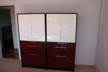 Office Cabinets x 2 Wollstonecraft North Sydney Area Preview