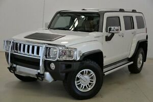 2007 Hummer H3 Luxury White 4 Speed Automatic Wagon Mansfield Brisbane South East Preview