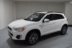 2016 Mitsubishi ASX XB MY15.5 LS 2WD White 6 Speed Constant Variable Wagon South Launceston Launceston Area Preview