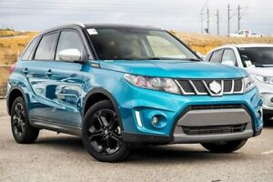 2018 Suzuki Vitara LY S Turbo 2WD 6 Speed Sports Automatic Wagon Osborne Park Stirling Area Preview