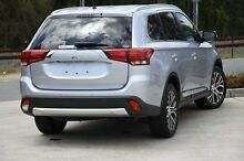 2015 Mitsubishi Outlander ZK MY16 LS 4WD Grey 6 Speed Constant Variable Wagon Helensvale Gold Coast North Preview