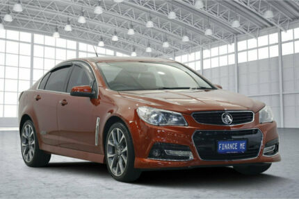 2015 Holden Commodore VF MY15 SS V Red 6 Speed Sports Automatic Sedan Victoria Park Victoria Park Area Preview