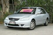 2005 Honda Civic 7th Gen MY2004 GLi Silver 4 Speed Automatic Sedan Underwood Logan Area Preview