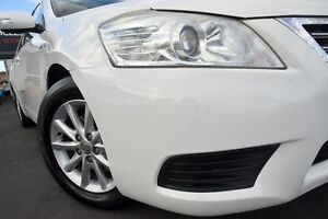 2011 Toyota Aurion GSV40R MY10 AT-X Diamond White 6 Speed Sports Automatic Sedan Glendalough Stirling Area Preview