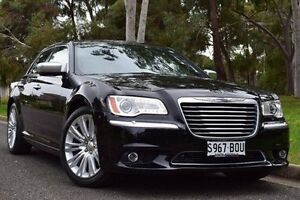 2012 Chrysler 300 LX MY12 C E-Shift Luxury Black 8 Speed Sports Automatic Sedan St Marys Mitcham Area Preview