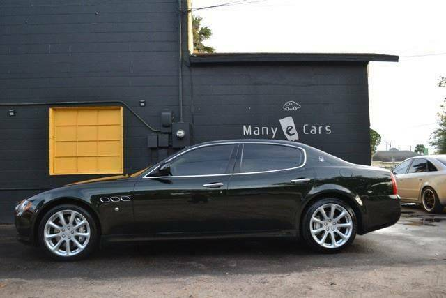 Image 2 Voiture American used Maserati Quattroporte 2011