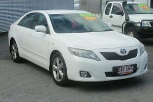 2011 Toyota Camry ACV40R Touring White 5 Speed Automatic Sedan Portsmith Cairns City Preview