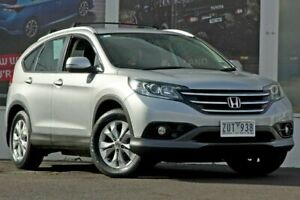 2012 Honda CR-V RM VTi-S 4WD Silver 5 Speed Automatic Wagon Ferntree Gully Knox Area Preview