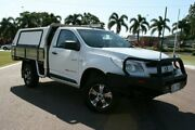 2013 Holden Colorado RG MY13 LX White 5 Speed Manual Cab Chassis Townsville Townsville City Preview