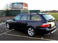 BMW 530d Automatic, bluetooth, sat nav, xenons (not 525, 520)