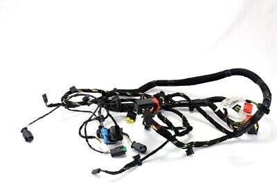 9676669880 Wiring Tailgate Bonnet Rear Trunk Peugeot 508 2.2 150KW 5P