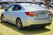 2016 Subaru Impreza G5 MY17 2.0i-L CVT AWD Silver 7 Speed Constant Variable Sedan Victoria Park Victoria Park Area Preview