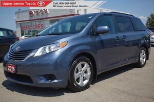 2016 Toyota Sienna LE 8-Passenger - 160-pt Toyota Certified Insp