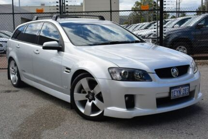 2008 Holden Commodore VE MY09 SS V Sportwagon Silver 6 Speed Sports Automatic Wagon Gosnells Gosnells Area Preview