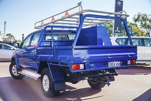 2009 Toyota Hilux KUN26R MY09 SR5 Blue 4 Speed Automatic Utility Westminster Stirling Area Preview