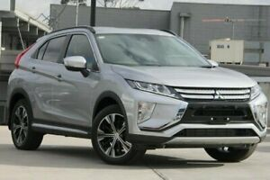 2018 Mitsubishi Eclipse Cross YA MY18 LS 2WD Silver 8 Speed Constant Variable Wagon Nunawading Whitehorse Area Preview