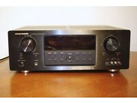 Excellent condition boxed complete Marantz SR5500 7.1 Dolby Digital EX/DTS ES Surround Receiver £100