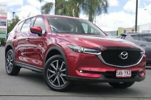 2018 Mazda CX-5 KF4WLA GT SKYACTIV-Drive i-ACTIV AWD Soul Red 6 Speed Sports Automatic Wagon Upper Mount Gravatt Brisbane South East Preview