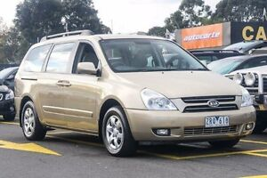 2007 Kia Grand Carnival VQ EX Gold 5 Speed Sports Automatic Wagon Ringwood East Maroondah Area Preview