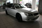 2005 Subaru Liberty MY05 2.5I Silver 4 Speed Auto Elec Sportshift Wagon Thornleigh Hornsby Area Preview