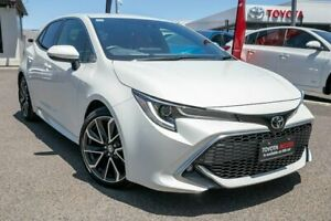 2018 Toyota Corolla Mzea12R ZR White 10 Speed Constant Variable Hatchback Dandenong Greater Dandenong Preview