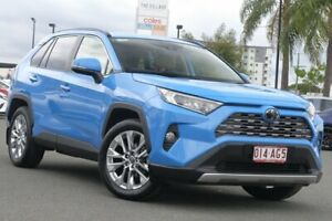 2019 Toyota RAV4 Mxaa52R Cruiser 2WD Eclectic Blue 10 Speed Constant Variable Wagon Upper Mount Gravatt Brisbane South East Preview