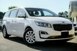 2019 Kia Carnival YP MY19 S White 8 Speed Sports Automatic Wagon Wangara Wanneroo Area Preview