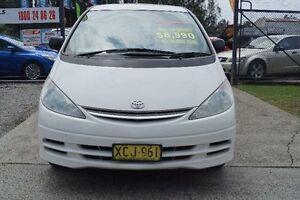 2000 Toyota Tarago ACR30R GLi Automatic Wagon Oak Flats Shellharbour Area Preview