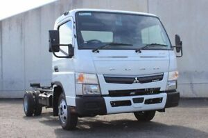 2020 Fuso Canter White Cab Chassis Rocklea Brisbane South West Preview