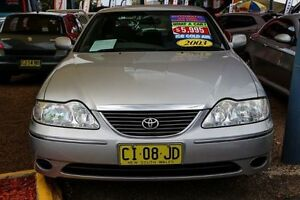 2003 Toyota Avalon MCX10R Mark III GXi Sedan 4dr Auto 4sp 3.0i Silver Automatic Sedan Minchinbury Blacktown Area Preview