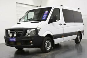 2016 Mercedes-Benz Sprinter NCV3 316CDI Low Roof MWB 7G-Tronic White Sports Automatic Van Oakleigh Monash Area Preview