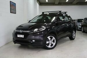 2015 Honda HR-V MY15 VTi-S Grey 1 Speed Constant Variable Hatchback Castle Hill The Hills District Preview