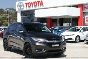 2015 Honda HR-V VTi-L Black Continuous Variable Wagon Wyoming Gosford Area Preview