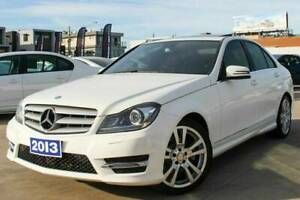 FROM $97 PER WEEK ON FINANCE* 2013 MERCEDES-BENZ C250 AVANTGARDE 7G-T Coburg Moreland Area Preview