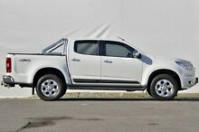 2012 Holden Colorado RG MY13 LTZ Crew Cab White 5 Speed Manual Utility Ferntree Gully Knox Area Preview