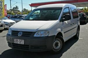 2008 Volkswagen Caddy 2KN SWB DSG Candy White 6 Speed Sports Automatic Dual Clutch Van Nundah Brisbane North East Preview