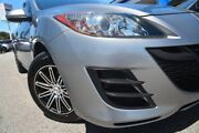 2009 Mazda 3 BL10F1 Neo Activematic Silver 5 Speed Sports Automatic Sedan Willagee Melville Area Preview